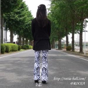 店主のプロフィール/ストレッチパンツ専門店【ROOSAルーサ】