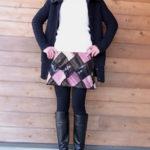 女心がトキメキのパッチワークminiスカート/ストレッチパンツ専門店【ROOSAルーサ】