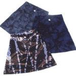 秋冬おすすめコーデ/腰周り暖か!重ねばきスタイルのスカート