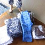 バリ島から荷物が到着!サンプル品もチラっとご紹介