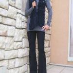 ストレッチパンツ寒い時期秋冬の着こなし方、コーディネートをご紹介/美脚ストレッチパンツ専門店