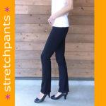 【トールサイズの美脚ストレッチパンツ】背が高い女性必見!股下85cmまでご用意!